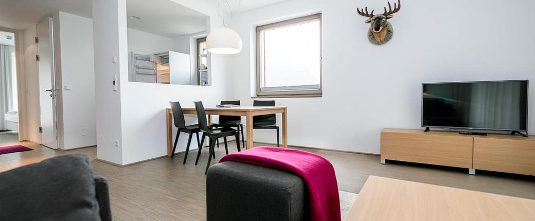 Apartmány Alpenrock v Rohrmoosu - 300 m od lanovky
