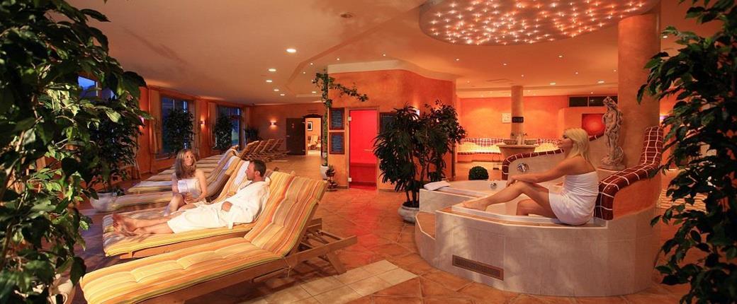 Hotel Gut Raunerhof v Pichlu u Schladmingu - na sjezdovce
