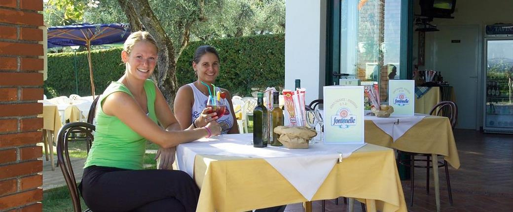 Mobilhomy Fontanelle v Moniga del Garda - Lago di Garda