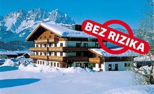 Hotel Kitzbühler Alpen v Oberndorfu - u lanovky