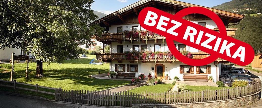 Apartmány Lackner v Riedu im Zillertal