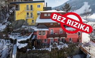 Penzion Stadlmühle v Brucku an der Grossglocknerstrasse