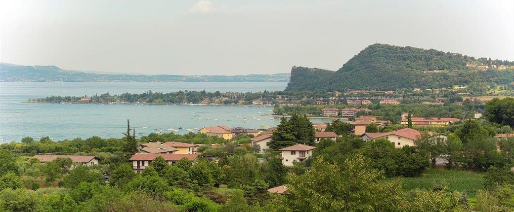 Apartmány Belvedere v Manerba del Garda