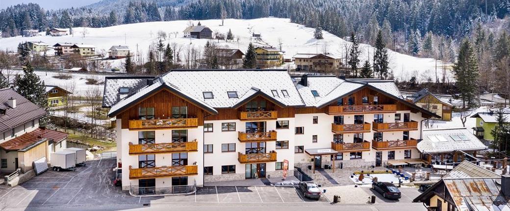 Dachsteinresort v Russbachu - 280 m od lanovky