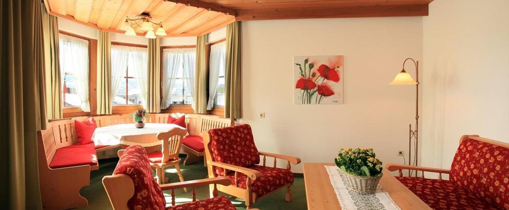 Apartmány Carolin ve Westendorfu - týdenní