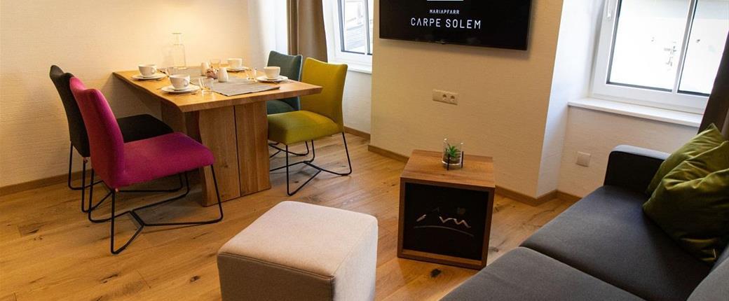 Apartmány Carpe Solem v Mariapfarr - Lungau