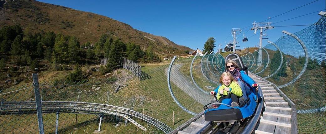 Alpenpark Turracherhöhe v Turracher Höhe