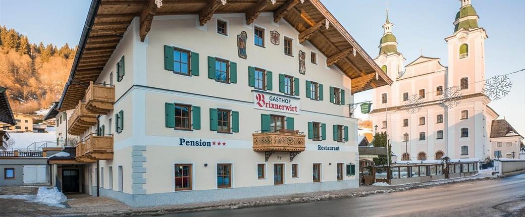 Gasthof Brixnerwirt v Brixen im Thale