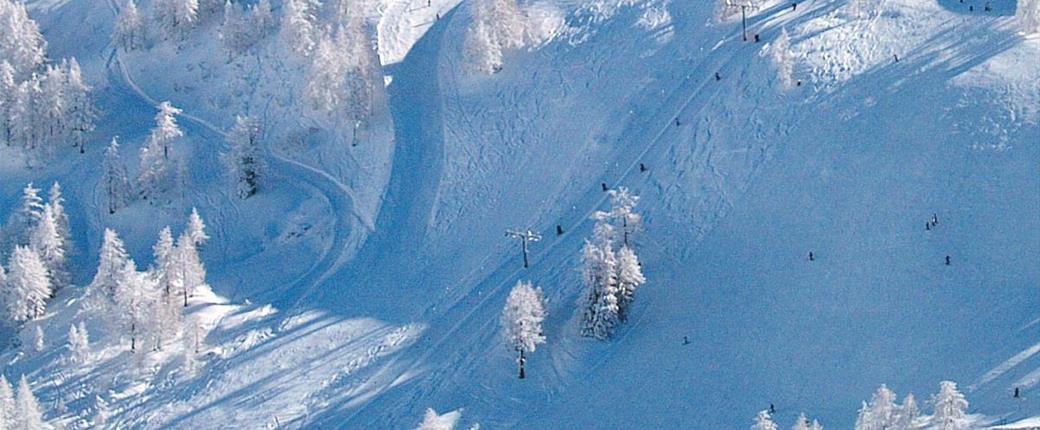 Horský gasthof Tauplitzalm v Tauplitz - u lanovky