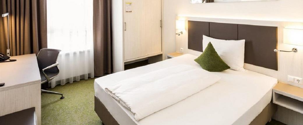 Hotel Zeitgeist ve Vídni